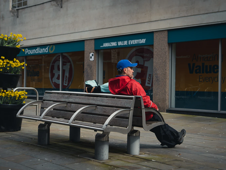 How anti-homeless architecture in cities makes us all feel less welcome