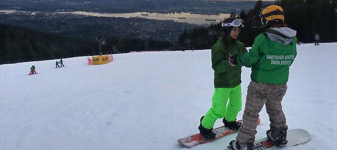 Vancouver Adaptive Snowsports