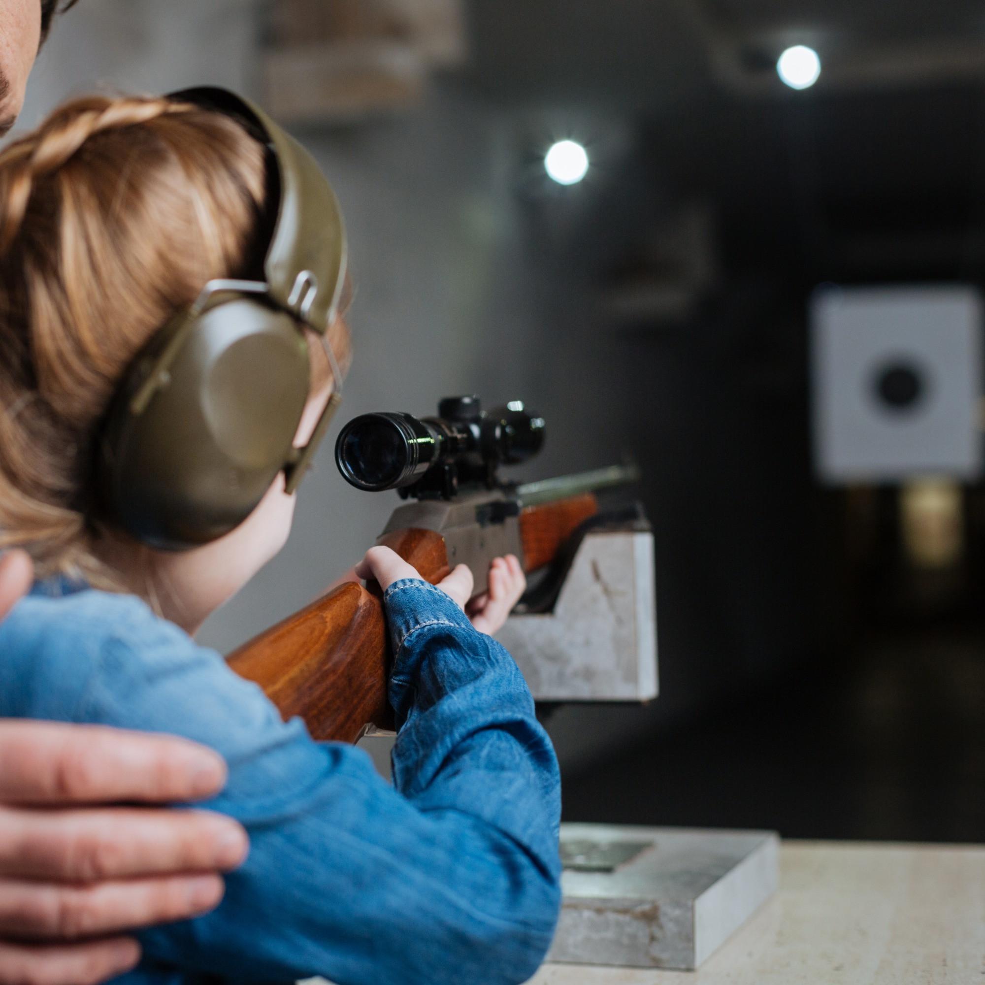 Kids Basic firearms Safety Class