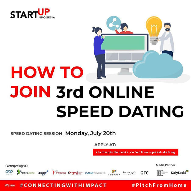 Startup Speed Dating