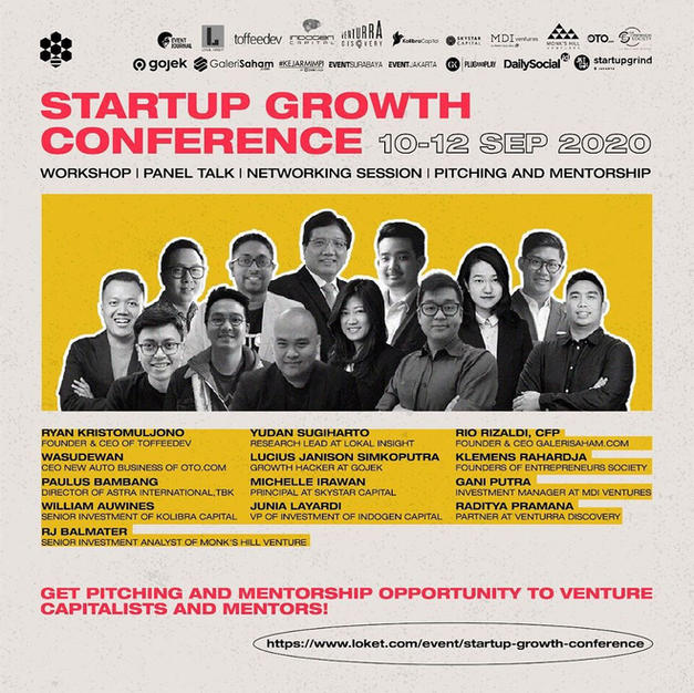 Startup Growth Conference