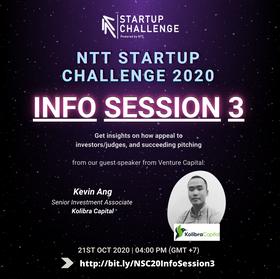 NTT SC 20 Info Session