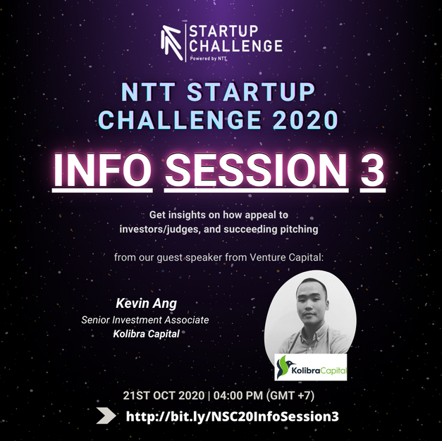 NTT SC 20 Info Session