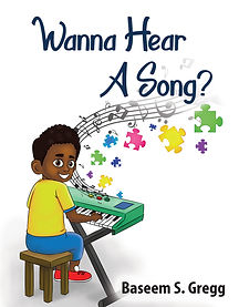 Wanna Hear A Sog? by Basem S. Gregg autism autism awarness children's books back children's books autism awarness kid lit picture book ages 3-5 ages 6-9 autism mom based on true events ebooks ebook bestsellng bestsellers new children's book baseem gregg bullying celebrate differences autism speaks autistic austis spectrum aspergers asperger syndrome self esteem self esteem books
