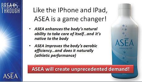 Asea Redox Signalmolekyler