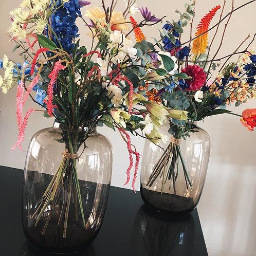 Bulb vase Mocha