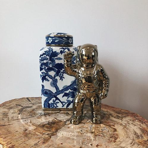 Gold astronaut