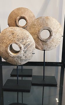 Small Stone Discs set