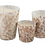 Thumbnail: Scented candle white/gold