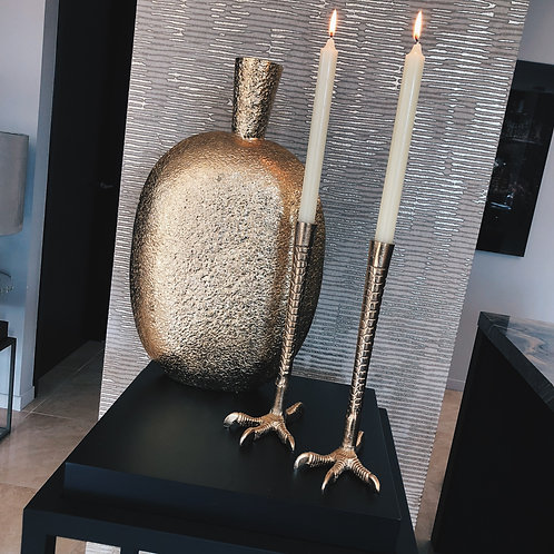 Candle holder claw set