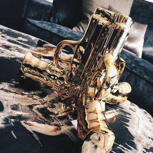 Pistol vase
