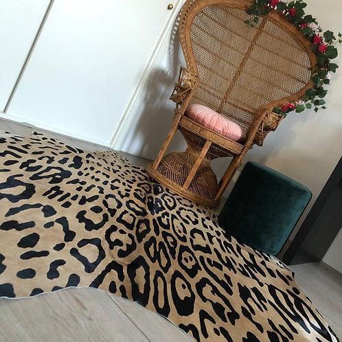 Cow Carpet Leopard print