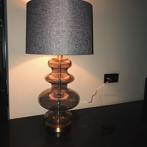 Lamp smoke
