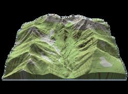 3-D surfaces