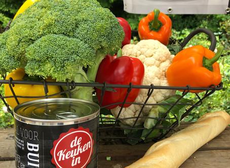 De beste groente dip-tips voor bij onze Kaasfondue in blik