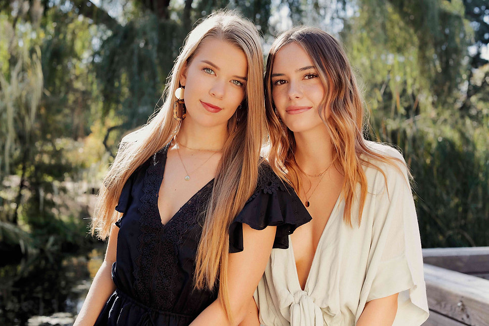 Erin and Anna