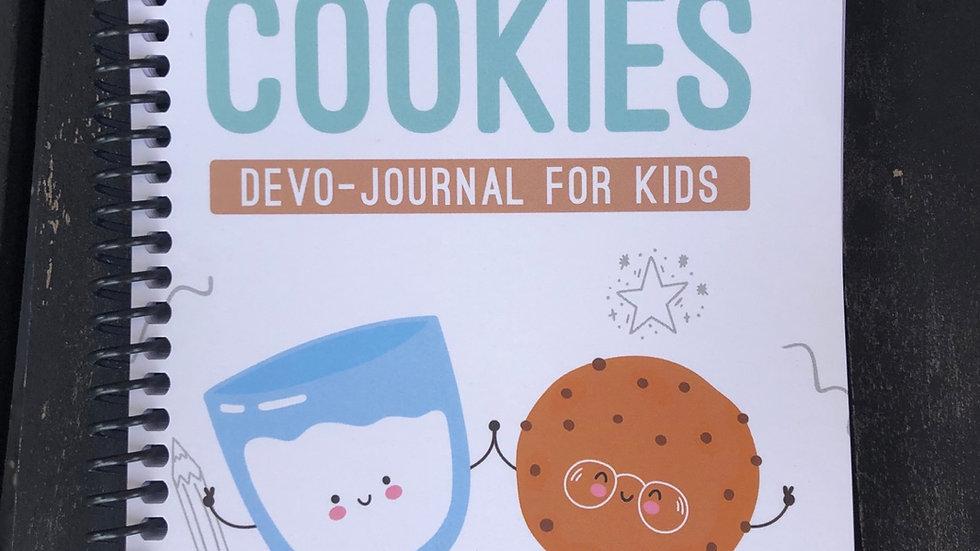 Cool Cookies Devo-Journal for Kids