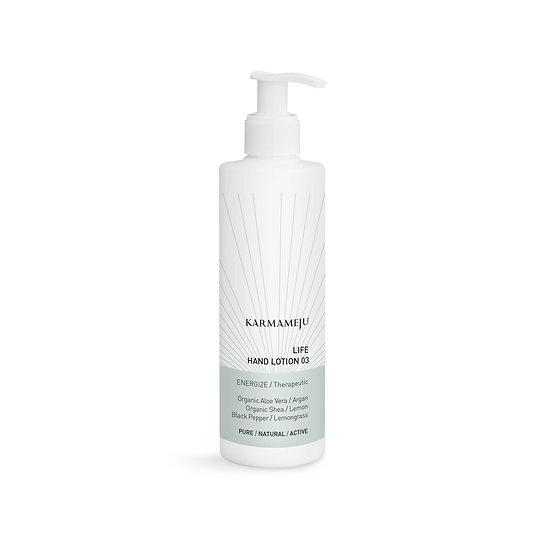 Hand lotion 03