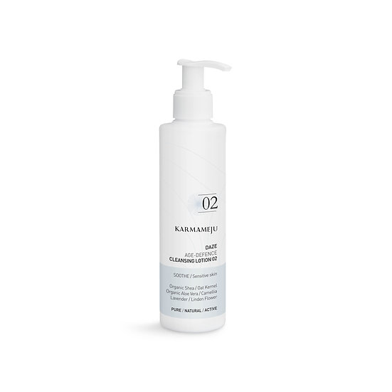 Cleansing lotion 02