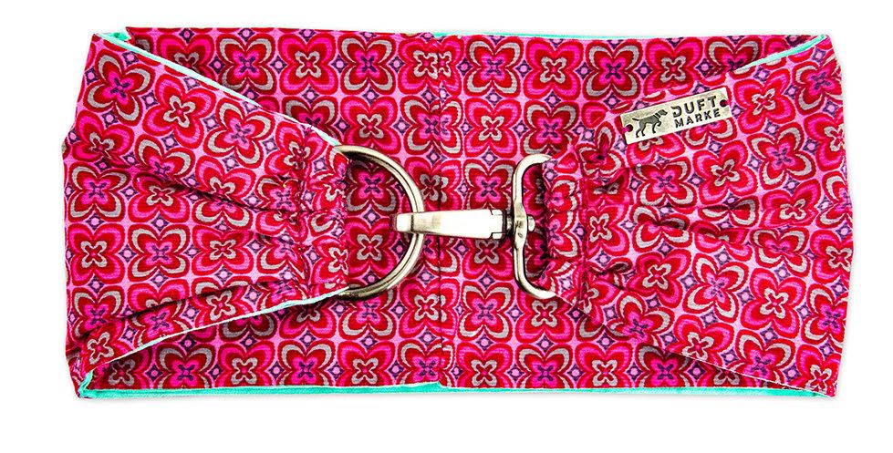 Halsband von Duftmarke für Hunde in rot