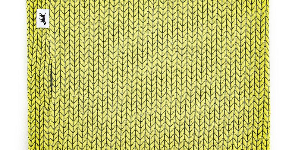 Loopschal für Hunde von Duftmarke in Gelb