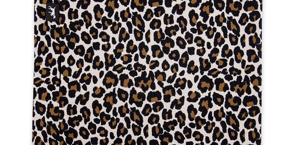 Loopschal von Duftmarke für Hunde mit Leopard Muster Katze