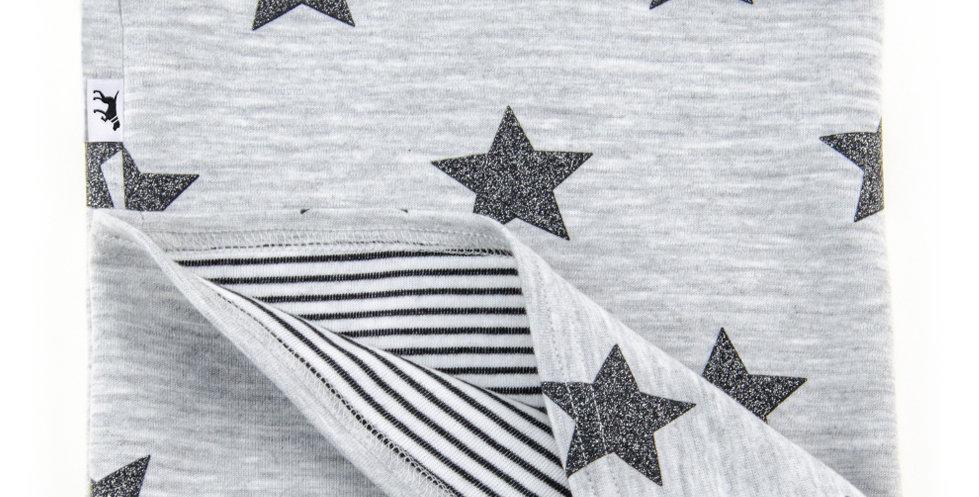 Loopschal für Hunde von Duftmarke mit Sternen und Streifen