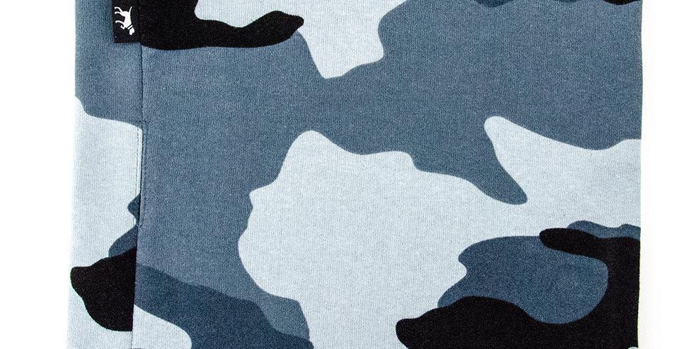 Loopschal für Hunde von Duftmake Camouflage mit Fleece
