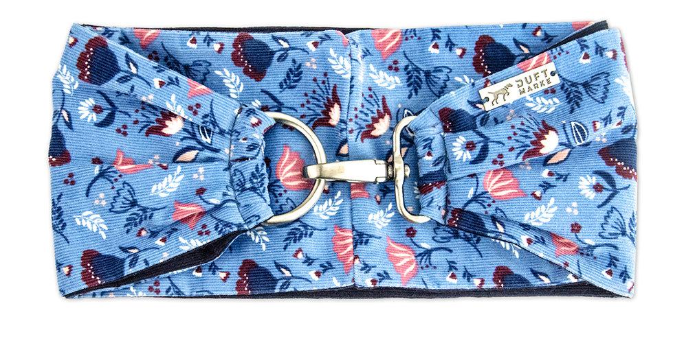 Halsband von Duftmarke für Hunde in blau
