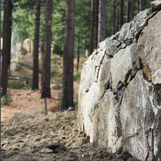 Rockin wall
