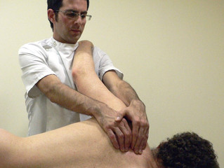 Treat shoulder, scapula and neck in one fell swoop.
