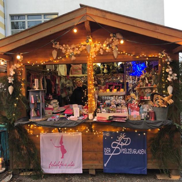 Weihnachtsmarkt in Bruckmühl