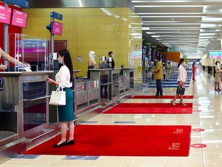 Emirates implementará verificación digital Covid-19