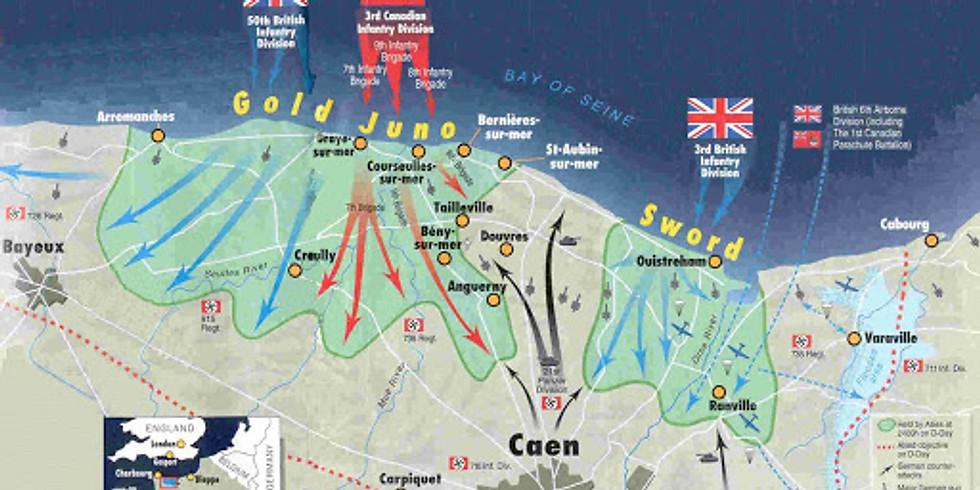 Castlemen Events- D-Day JUNO