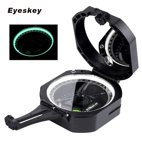 Eyeskey Professional Compass Handheld Lightweight Military Compass Outdoor