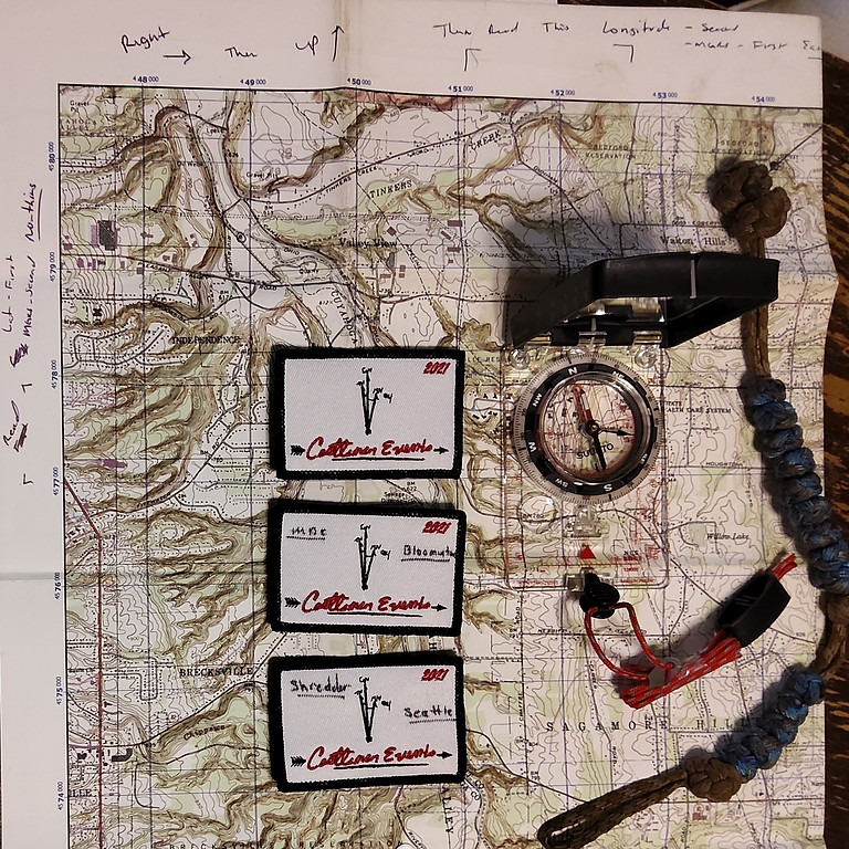 Castlemen Land Navigation-Wilderness