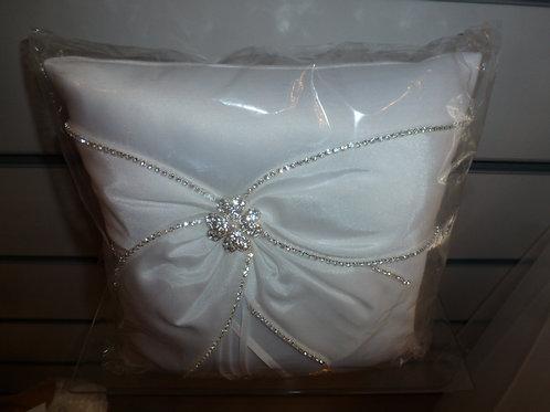 Diamante Ring Cushion