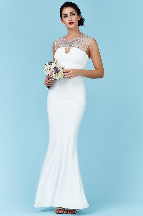 Simple Wedding or Prom Dress
