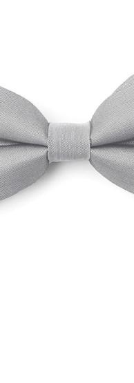 Peau de Soie Boys Clip Bow Tie