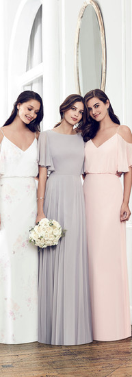 Dessy Spring and Summer Colours
