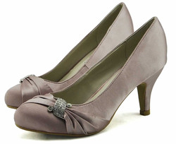 Court Shoes in nude