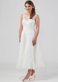 British Bridal - T-length Dress