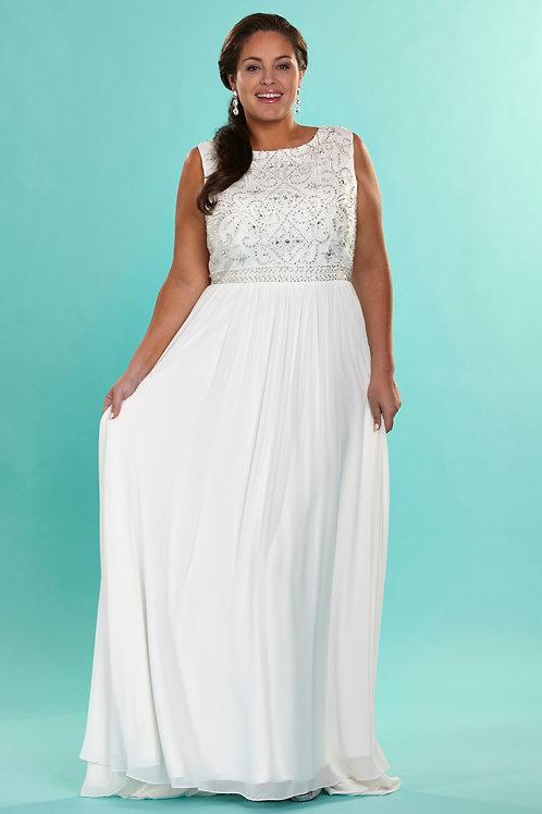 Plus Size Sydney's Closet Bridal Gown