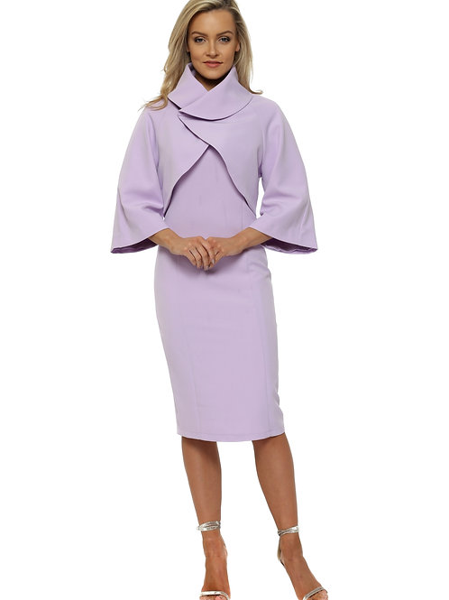 R&R London Collection 2 Piece Dress and Jacket