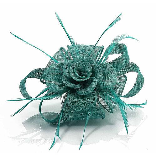 Flower Comb Fascinator