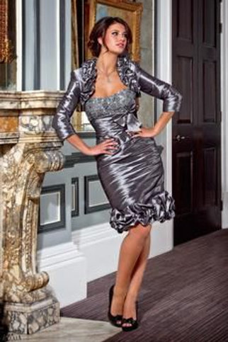 Alexia Mother of the Bride Dress and Jacket