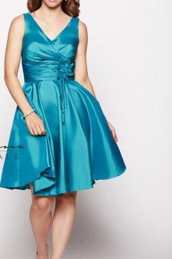 Satin Occasion Dress