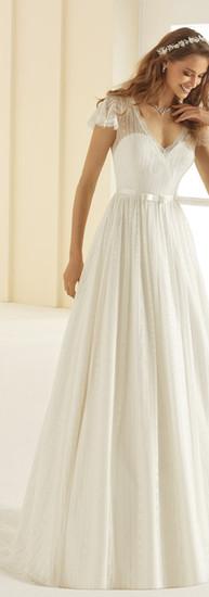 Bianco Evento Bridal Dress Carolina