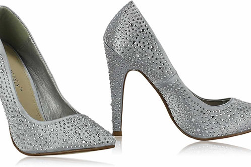 Diamante Stilleto Shoes