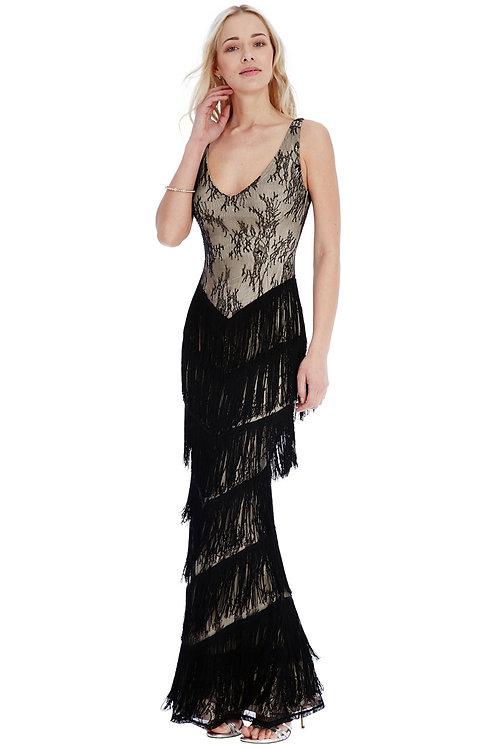 Flapper Evening Dress